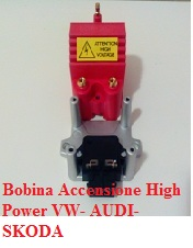 Bobina Accensione High Power VW-AUDI-SKODA