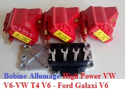 Bobine Allumage High Power VW V6-Ford V6