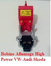 Bobine Allumage High Power VW-Audi-Skoda