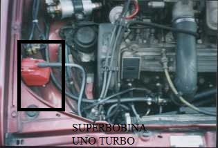 SUPERBOBINA UNO TURBO
